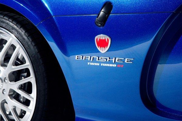 Automobile: Bravado Banshee