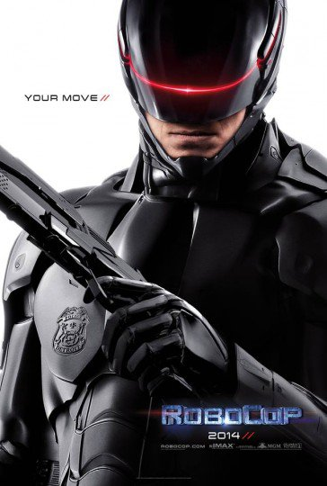 Cinema: Robocop