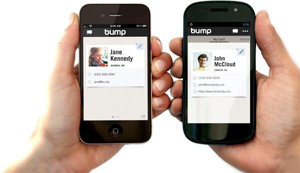 Business: Google se paye Bump