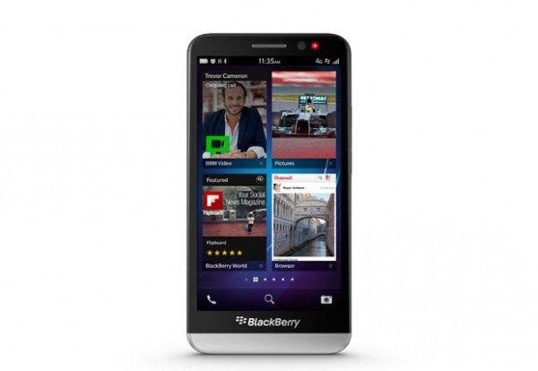 GeekMag: Blackberry Z30