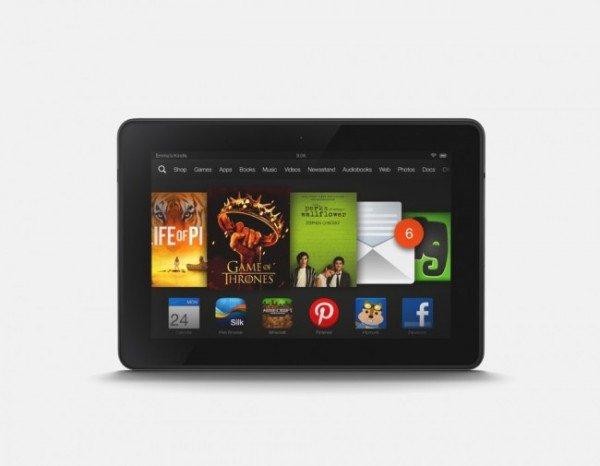 GeekMag: Amazin Kindle HD