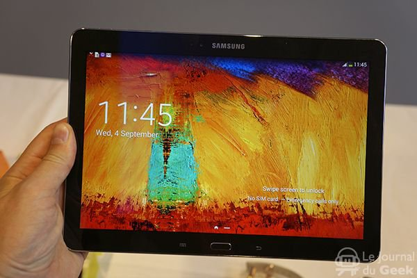 GeekMag: Samsung Galaxy Note 10.1 2014