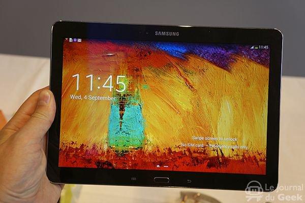 GeekMag: Samsung Galaxy Note 10.1 2014