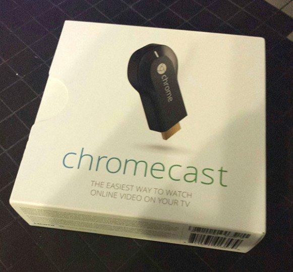GeekMag: Google Chromecast