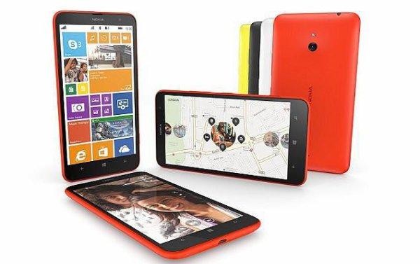 GeekMag: Nokia Lumia 1320
