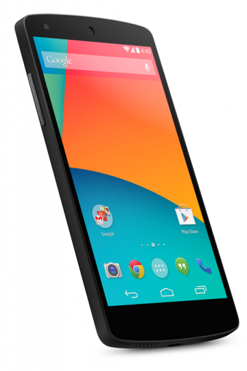 GeekMag: Google Nexus 5 et Android 4.4