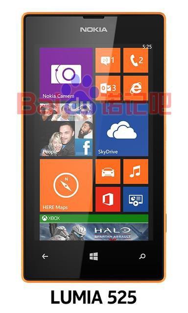 GeekMag: Nokia Lumia 525