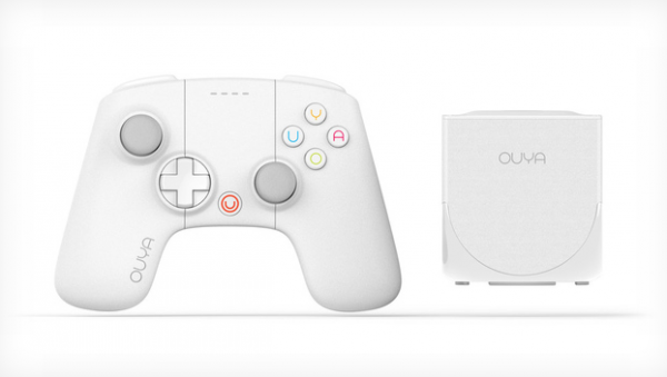 GamerNews: Ouya White