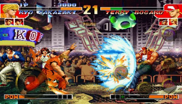 GamerNews: King Of Fighters '97