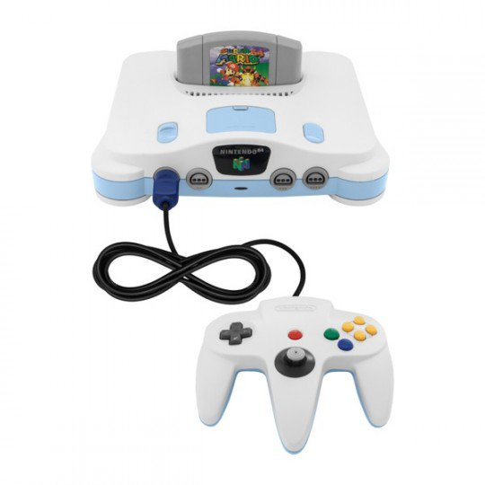 OldSkoolGamer: Nintendo 64 by Lekki