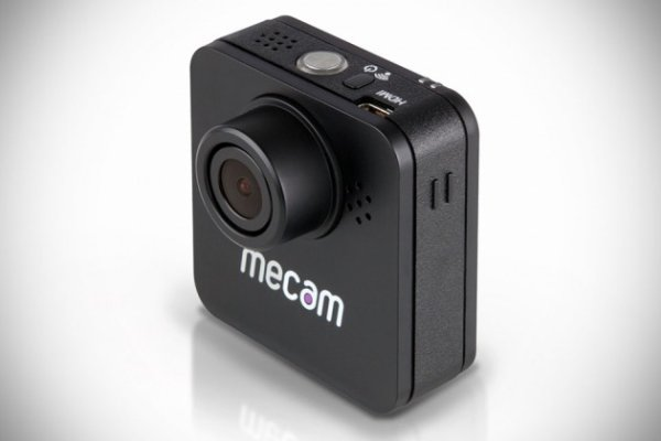 GeekMag: MeCam HD Wearable Video