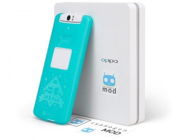 GeekMag: Oppo N1 CyanogenMod Edition