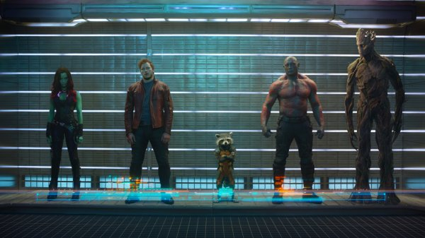 Cinema: Les Gardiens de la Galaxie