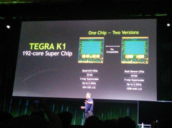 GeekMag CES 2014: Nvidia Tegra K1