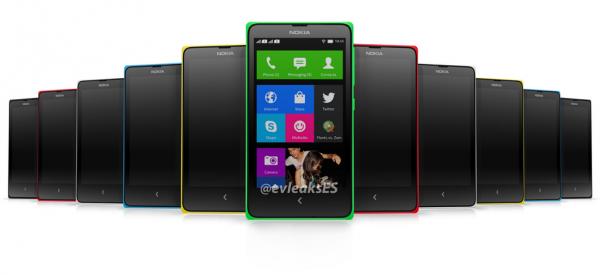 GeekMag: Nokia Normandy