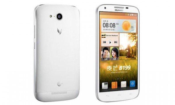 GeekMag: Huawei B199
