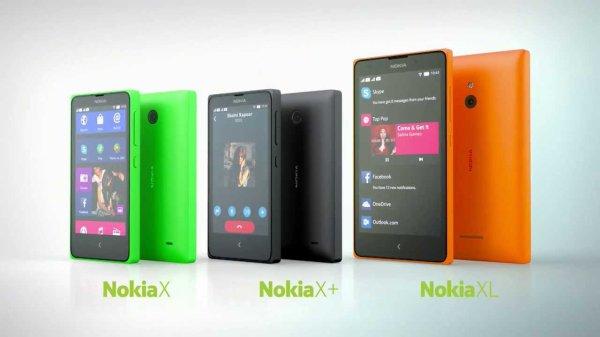 GeekMag MWC 2014: Nokia X,X+ et XL