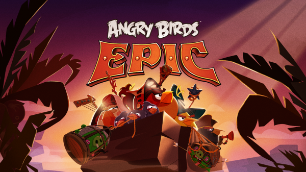 GamerNews: Angry Birds Epic