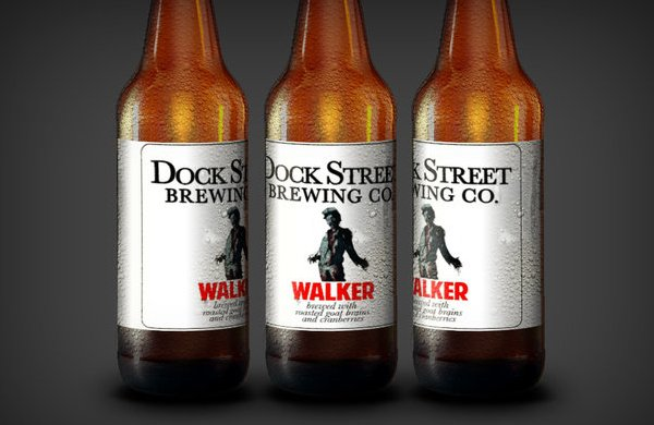 Insolite: The Walking Beer