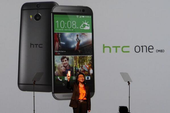 GeekMag: HTC One (M8)