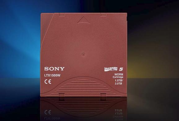 ActuTech: Sony conçoit une casette magnétique de 185To