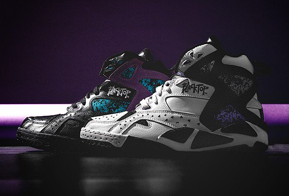 Shoes: Reebok Blacktop Battleground