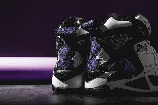 Shoes: Reebok Blacktop Battleground