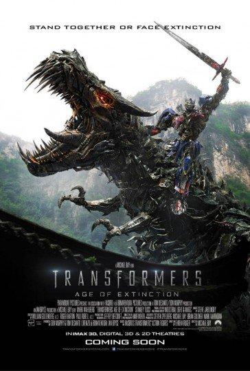 Cinema: Transformer 4