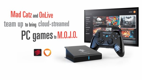 GamerNews: OnLive s'incruste sur la M.O.J.O.