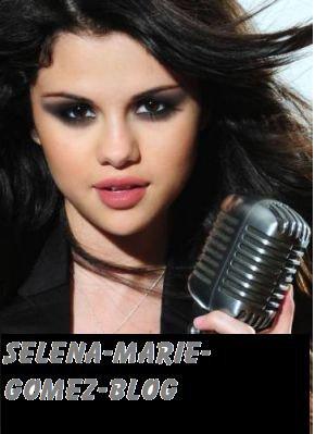 Selena Marie Gomez Presentation