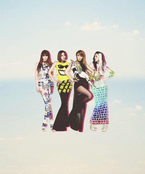 """Les 2NE1 vont participer à l'émission """"Running Man"""""""