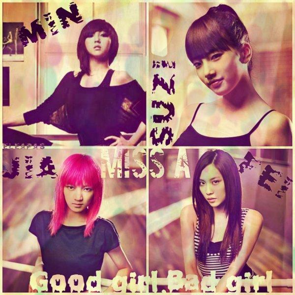 Quelle est votre bias des Miss A ? Moi, c'est Min