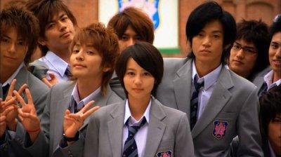 Hanazakari no Kimitachi e (série TV)