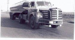 Au milieu des années 50