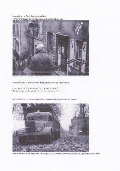 """2 iéme PARTIE :DOCUMENTS DU FILM """"DES GENS SANS IMPORTANCE""""  REUNIS PAR (plegrand63@orange.fr)"""