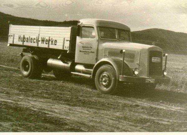 Camions KAELBLE des années 55