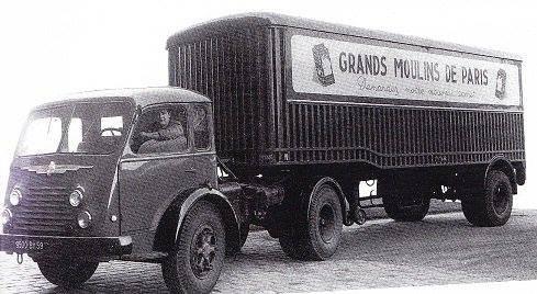 Les Renault faignants 5 et 7 tonnes dès 1951/52/53 ect ect...