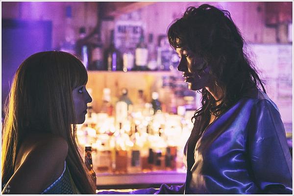 EXCLUSIVITY|First still of #BAREFILMwith Dianna Agron and Paz de la Huerta ! ( mdr, sérieux? C'est ça son nom d'actrice?)