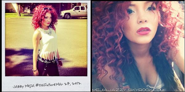 Jazzy a posté de nouvelles photos personnelles sur Instagram.