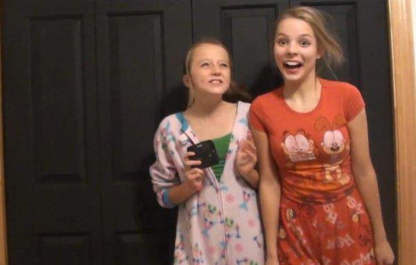 Pijama Party de mes cupines