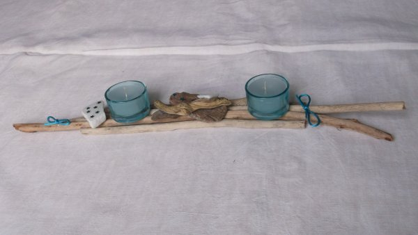 Bienvenue sur mon blog de créations à base de bois flotté et de mosaïques.