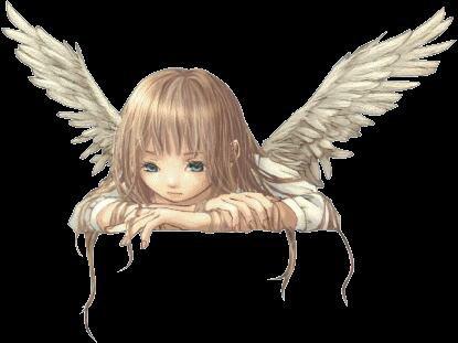 One-shot: Il n'y a pas plus triste dans les cieux, qu'un ange oublié.