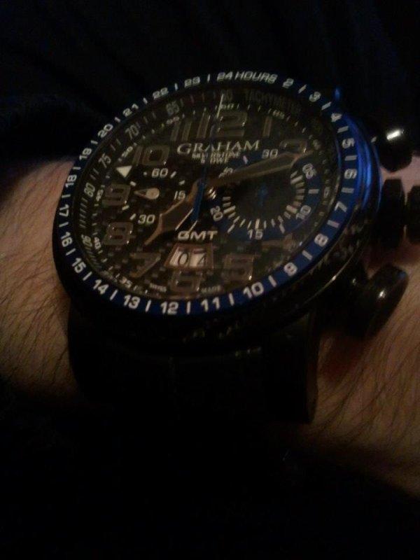ma montre ;)