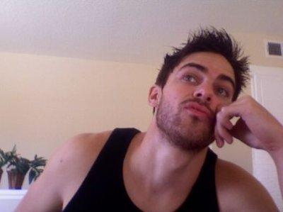 Quand je m'ennuie devant ma webcam lol