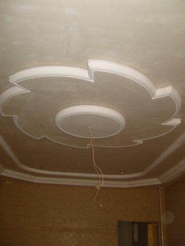 Decoration Plafond Platre Tunisie Maison Image Idee