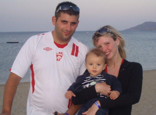 nos vacances à Argelès sur Mer