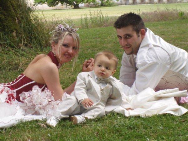 notre mariage le 28 mai 2011