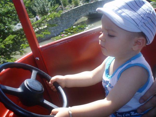 jsui fiere sur mon tracteur