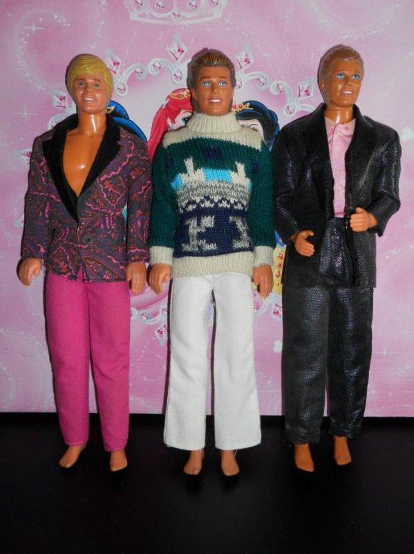 les derniers Ken