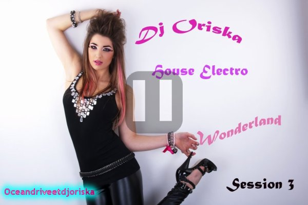 New Podcast Dj Oriska